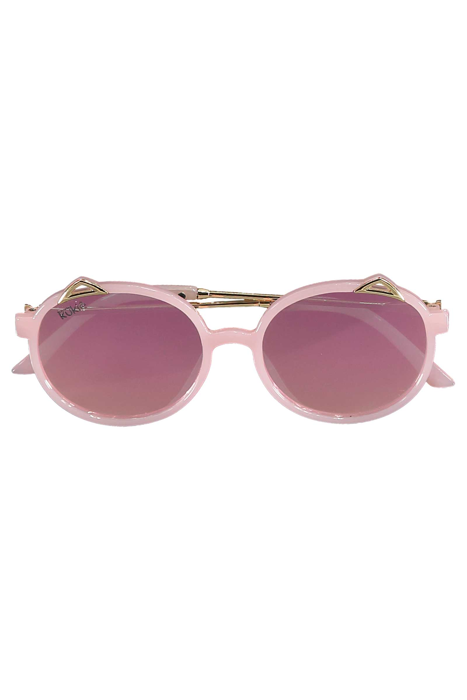 Óculos de Sol Kukie Rosa Gatinha