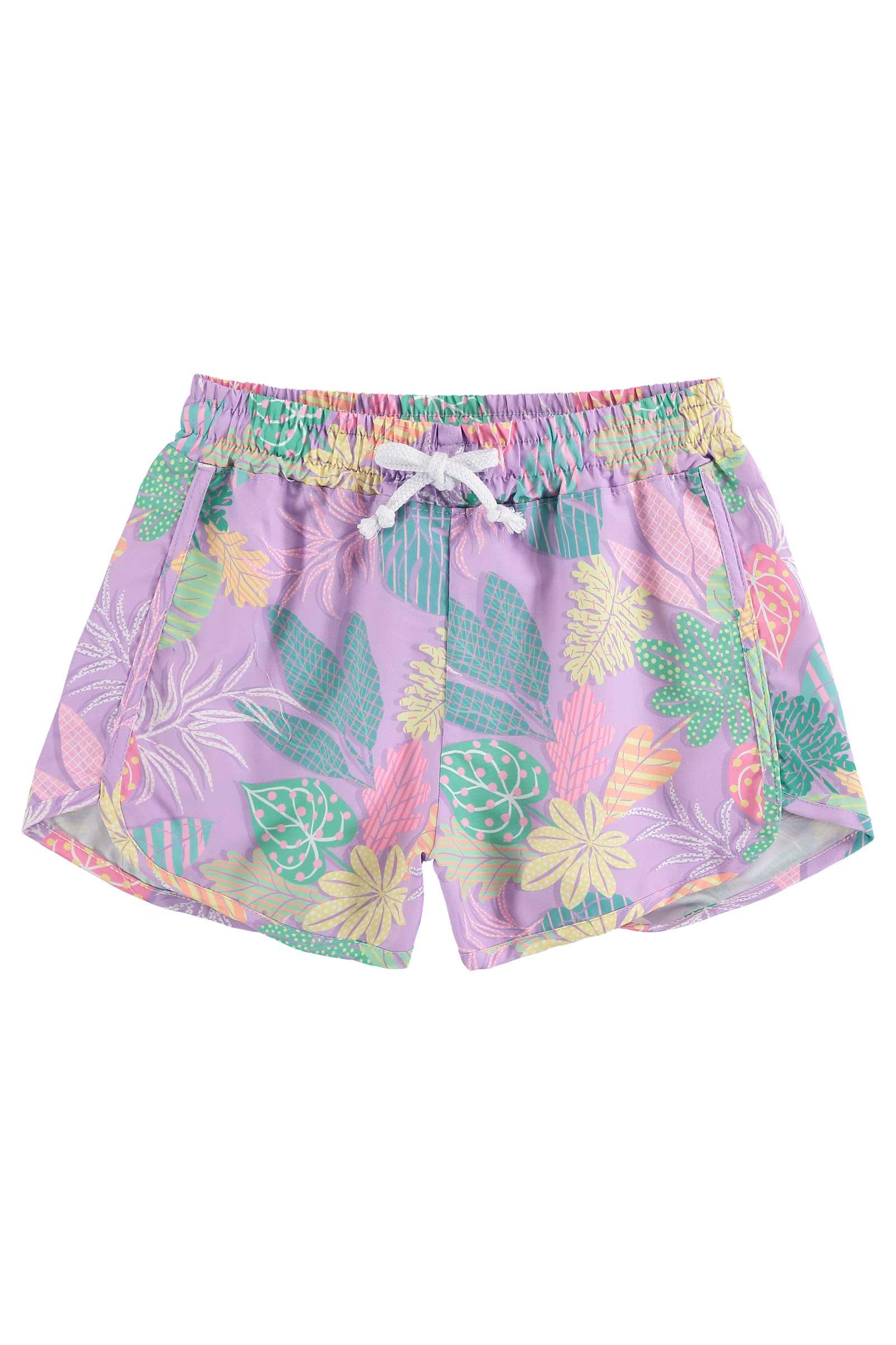 Shorts Infantil Lilimoon Lilas