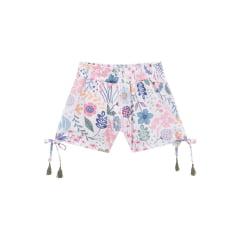 Conjunto Kukie Alecrim Inverno com Shorts Floral