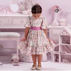 Vestido Petit Cherie Ursinhos