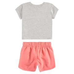 Conjunto Kukie Verão com Shorts Glam Girl