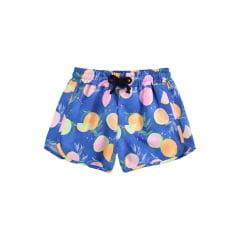 Shorts Infantil Lilimoon Azul