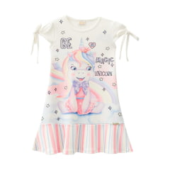 Vestido Kukie Unicornio